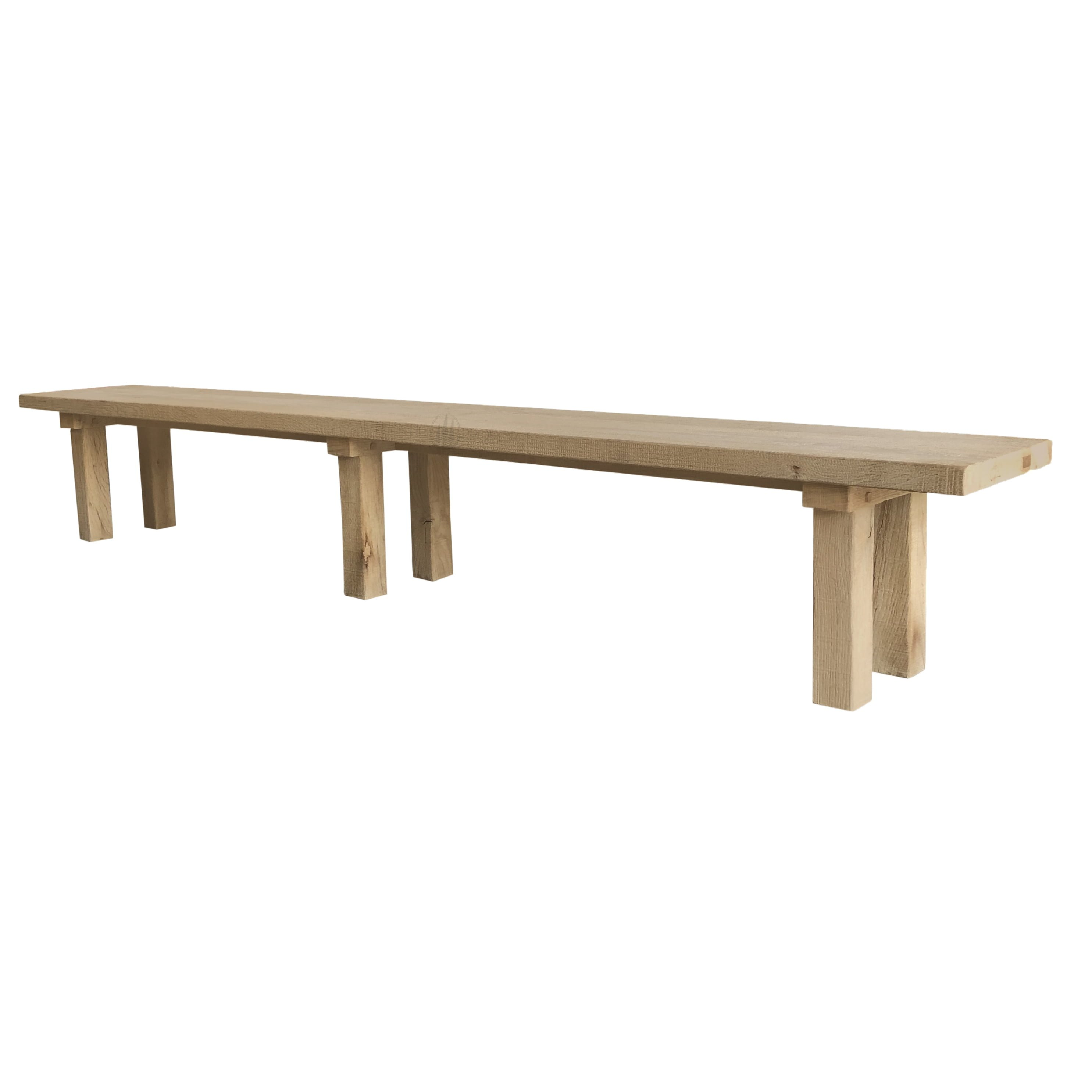 Pair of Barres Benches