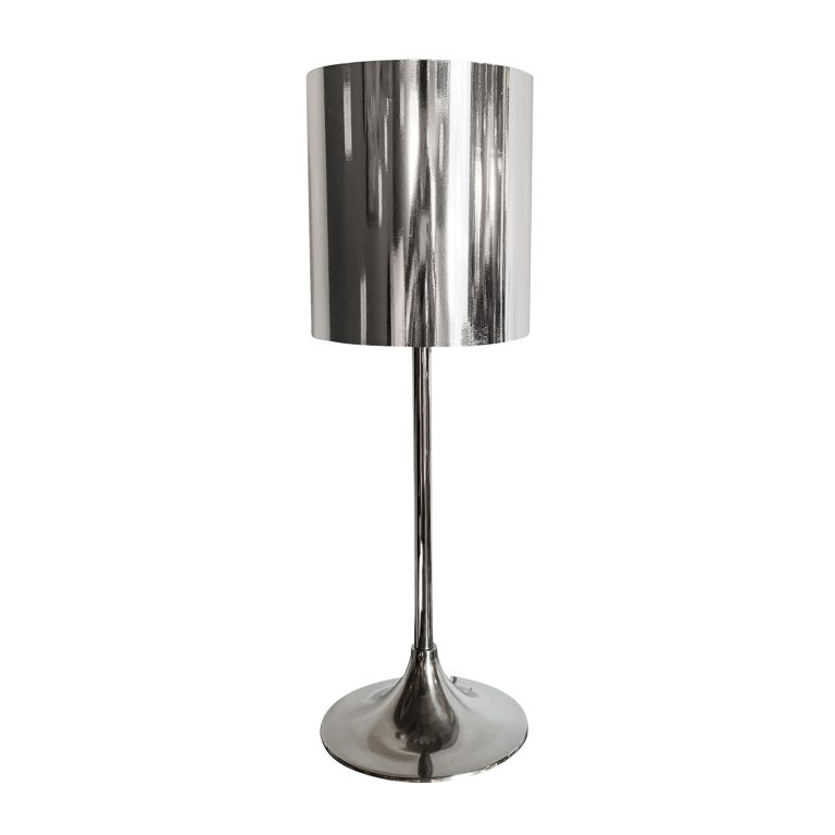 20th Century Bordslampa Krom – Table Lamp by Hans Agne Jakobsson