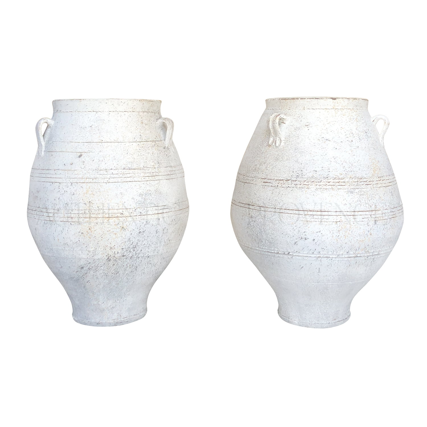 Pair of Alena Jars