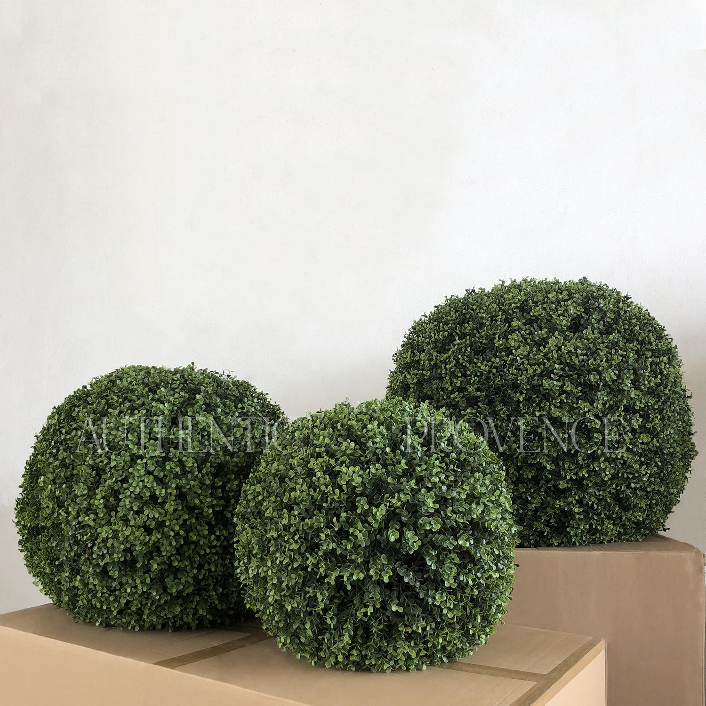 Printemps Boxwood Spheres