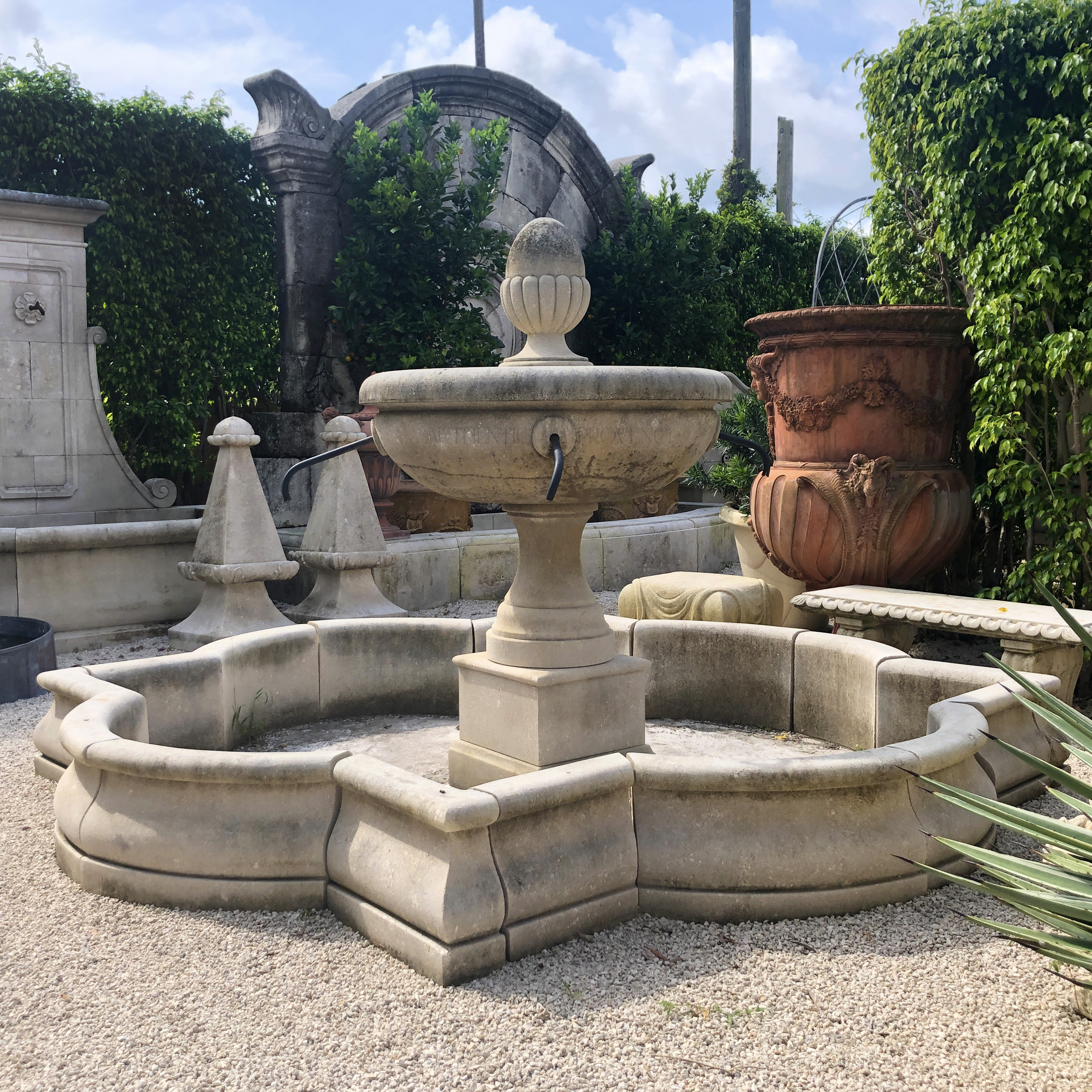 Fontana Lecce