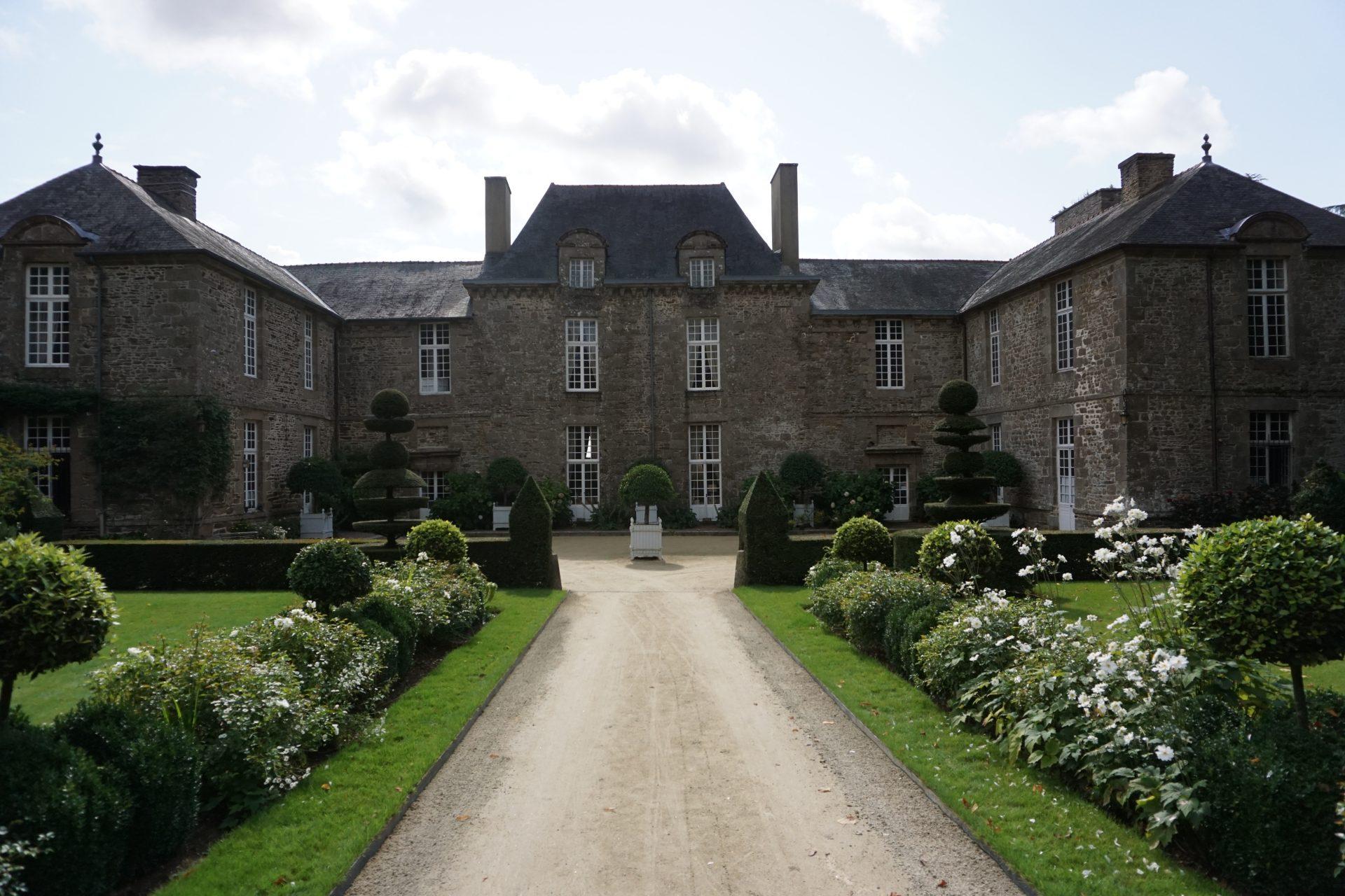 The Gardens of the Chateau La Ballue