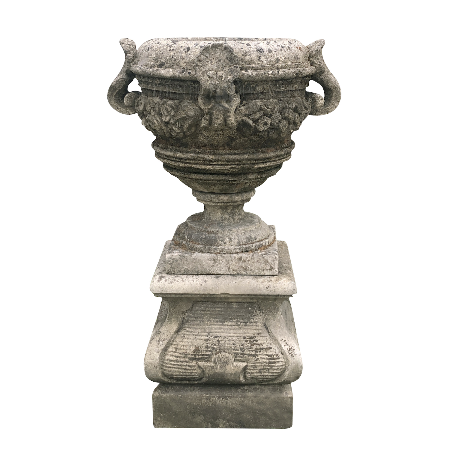 Neoclassical Style Urn
