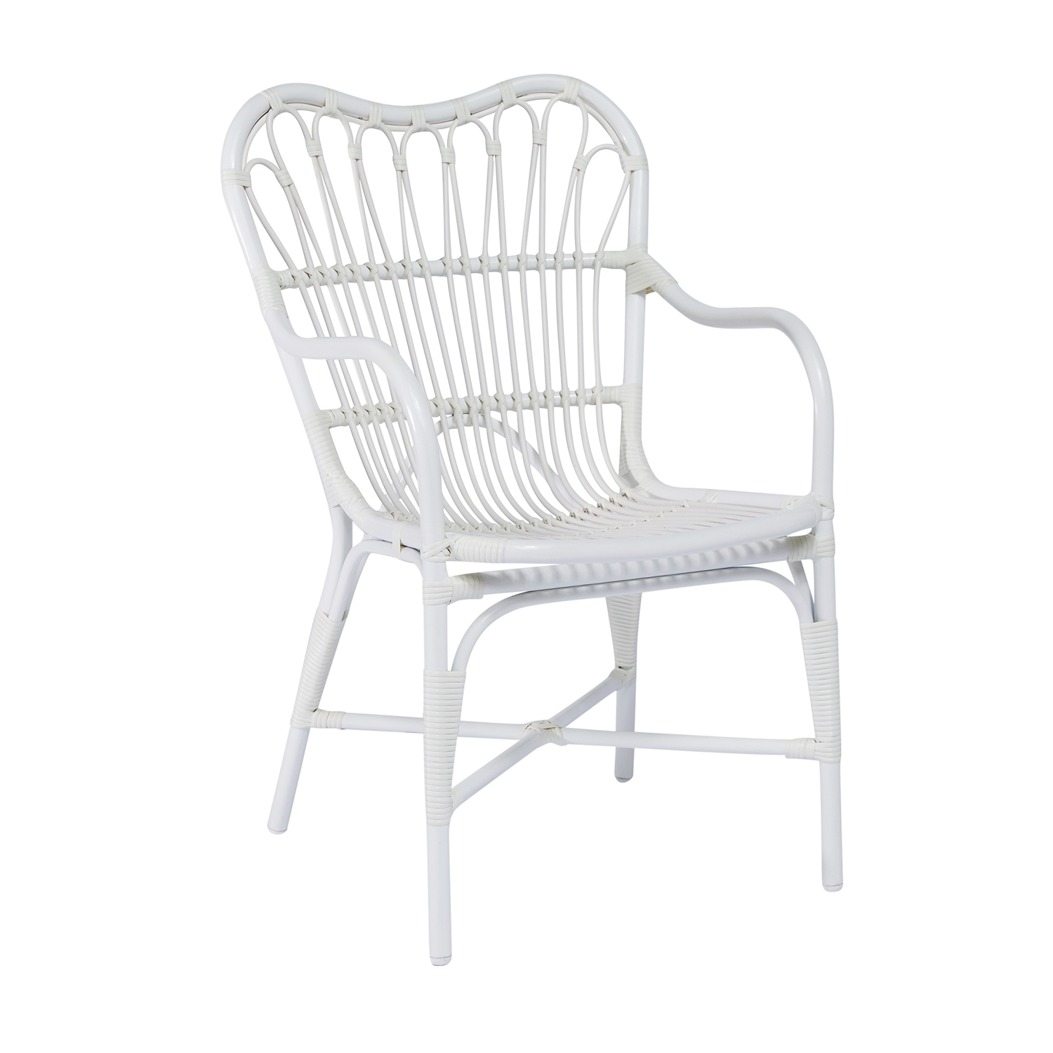 Menton Arm Chair Exterior