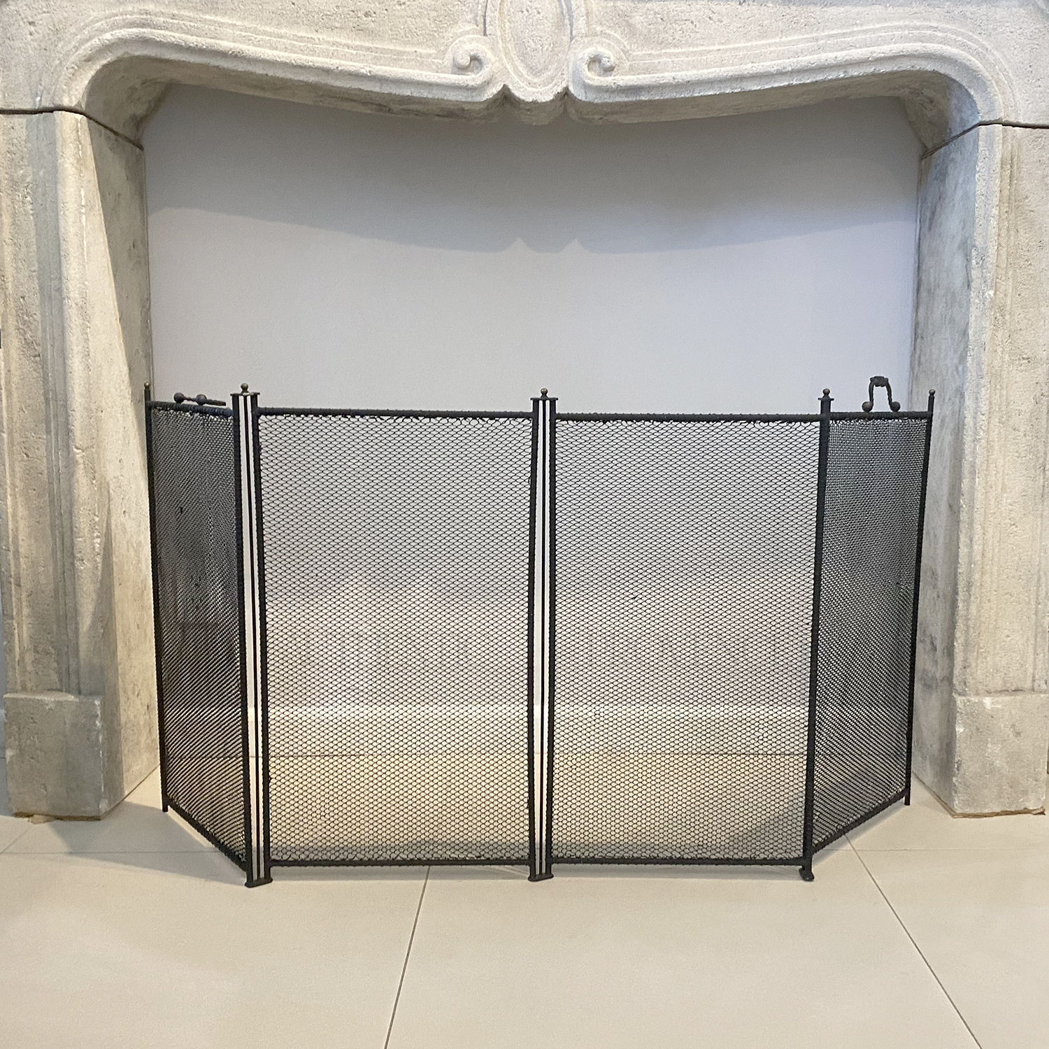 Sire Fireplace Screen