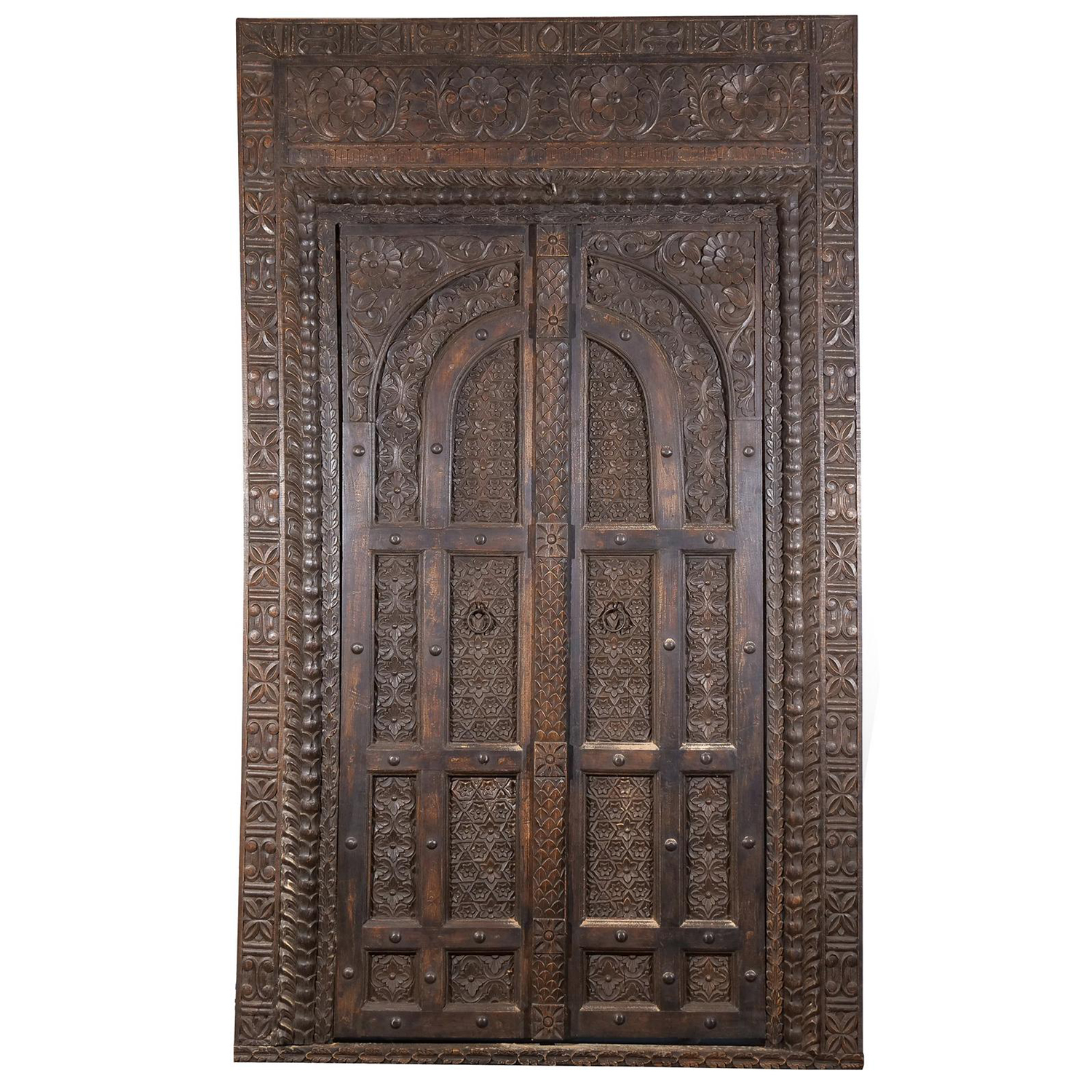 18th Century Italian Rococo Carved Frieze Panel – Oakwood Door