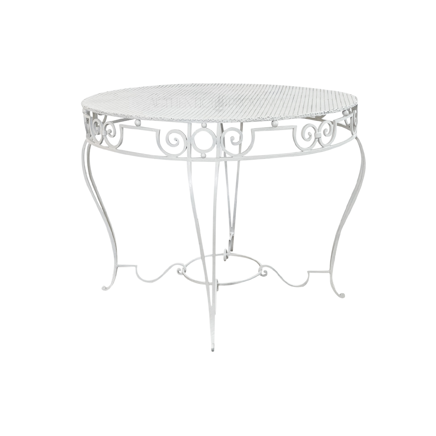 French Garden Table 1950's