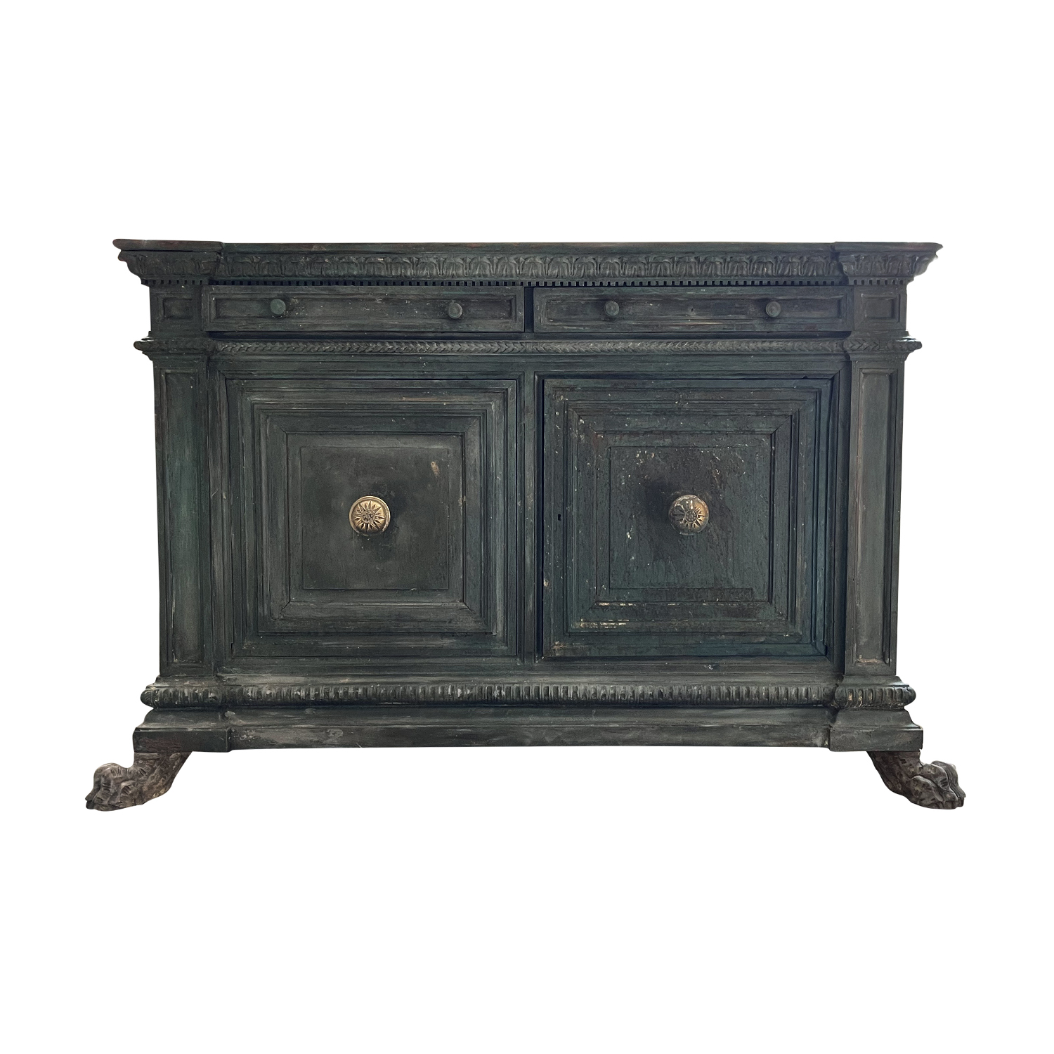 19th Century Tuscan Commode