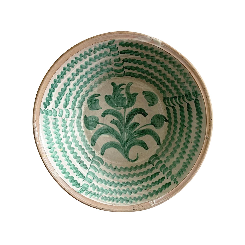 18th / 19th Century Lebrillo Bowl