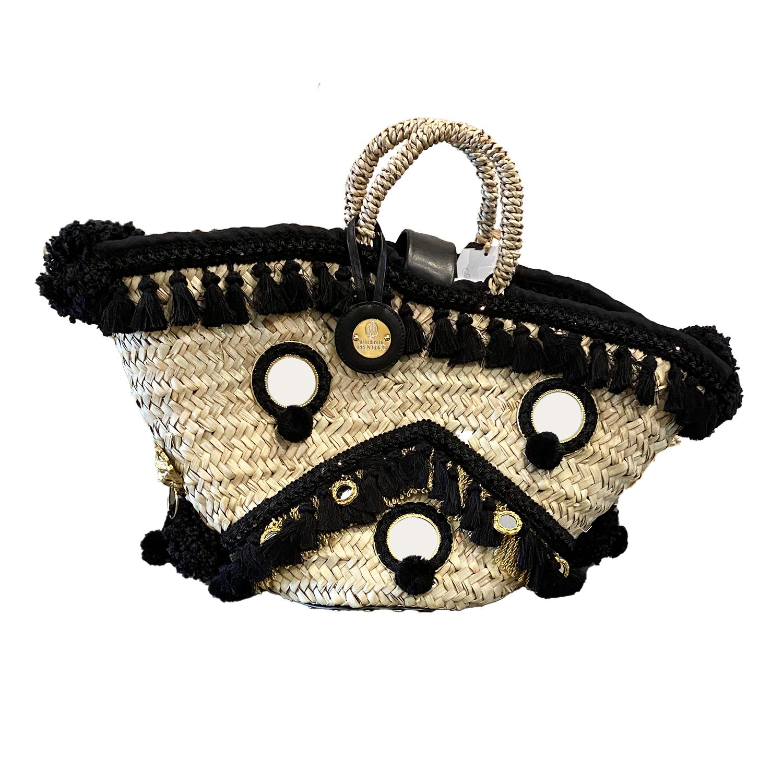 Italian Couture Handbag: Coffa Mare – Lampara