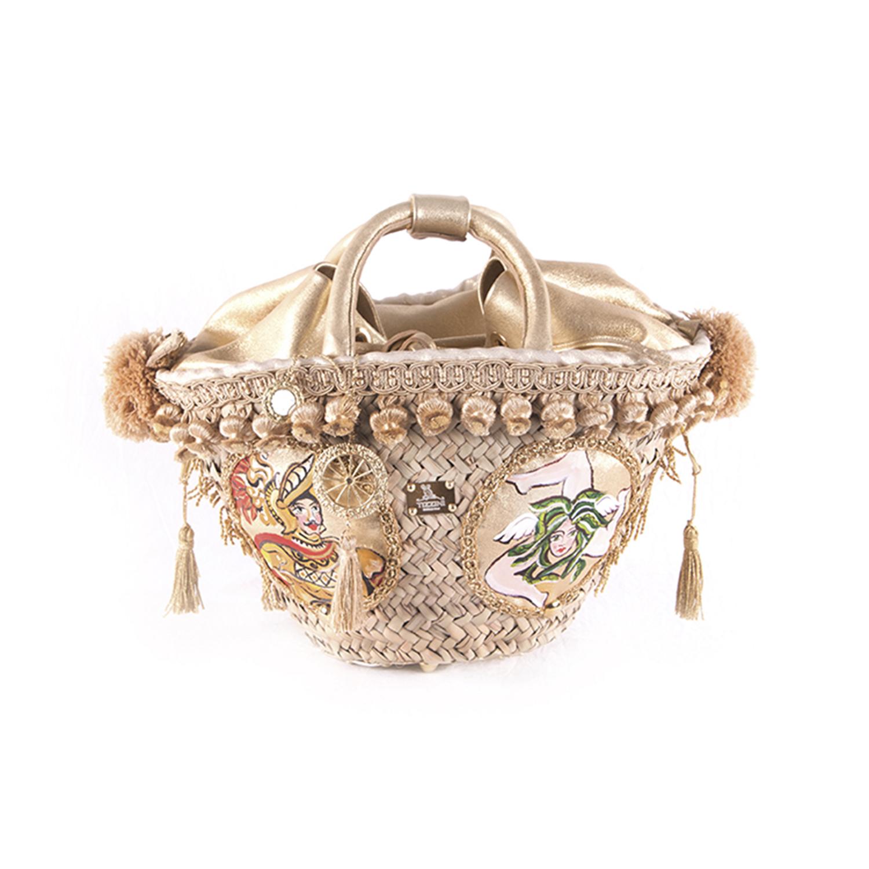 Petite Handmade Couture Bag: Baby Coffa – Nicuzza