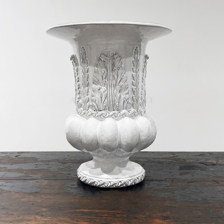 Vase Faience Marquis